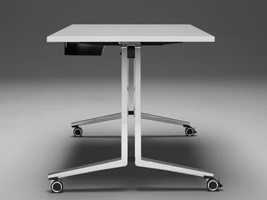 Tavolo da riunione con ruote PLENUM K