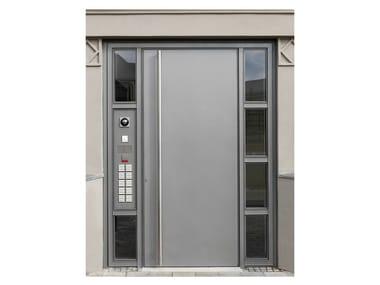 Exterior entry door WICSTYLE | Burglar resistance