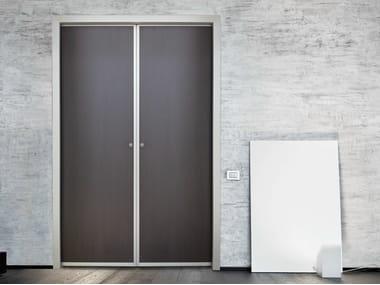 Wooden pocket sliding door EASYDOOR | Pocket sliding door