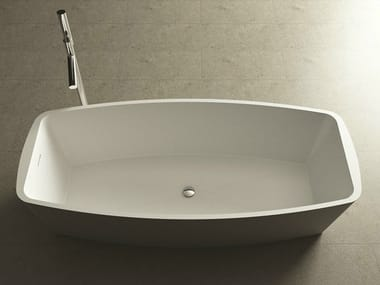 Corian® bathtub SOFTUB