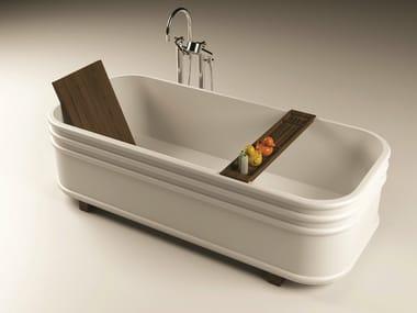 baignoires en corian archiproducts. Black Bedroom Furniture Sets. Home Design Ideas