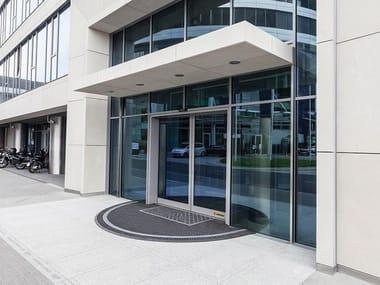 Automatic entry door K-SLIDE