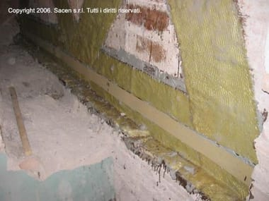 Aramid fibre FRP rebar FLAT-TEX K