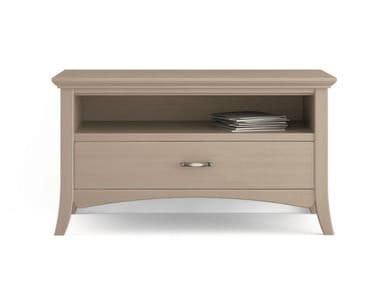 Wooden TV cabinet ARCANDA | TV cabinet