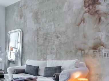Writing vinyl wallpaper ANGELEE