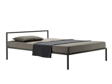 Steel double bed NYX 1706