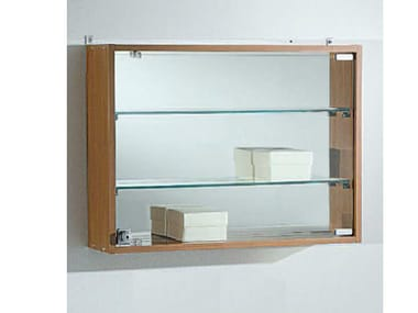 Wall-mounted retail display case VE60/45BA | Retail display case