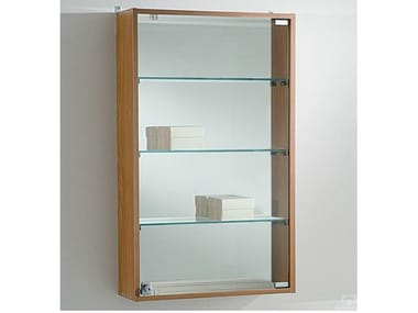 Wall-mounted retail display case VE50/80BA | Retail display case
