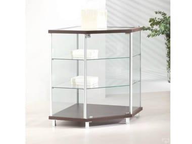 Floor-standing retail display case VE70/B   Retail display case