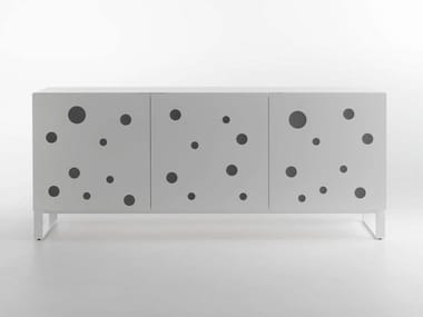 Sideboard with doors POLKA DOTS