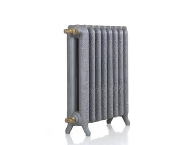 Classic style floor-standing cast iron decorative radiator LEON