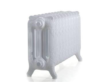 Floor-standing cast iron decorative radiator VOLTAIRE