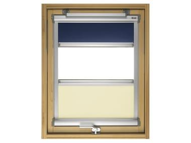 Tende Oscuranti Per Finestre Interne : Tenda per finestre da tetto per protezione solare by claus