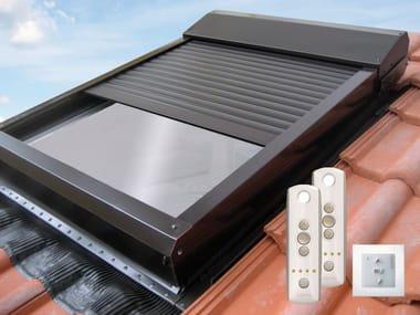 Aluminium shutter Shutter
