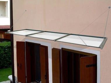 Glass Door Canopy Glass Door Canopy