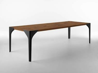 Rectangular table CANARD