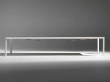 Tavolo rettangolare LUX 300 & 360