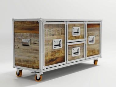 Cassettiere in legno di recupero | Archiproducts