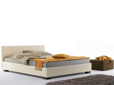 Double bed with removable cover FIGI | Double bed