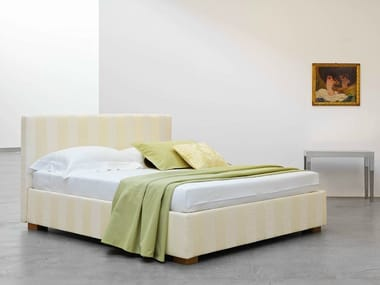 Bed with removable cover LIPARI PLUS | Bed with removable cover