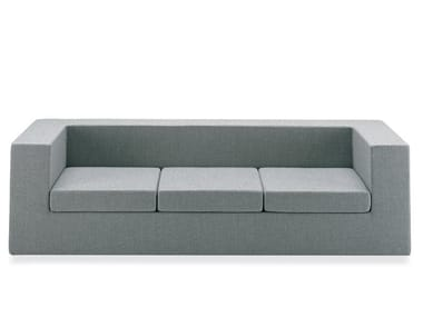 Sofa with removable cover THROW-AWAY | Sofa