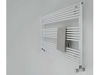 Horizontal wall-mounted towel warmer RITMATO | Wall-mounted towel warmer