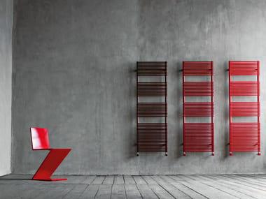 Scaldasalviette verticale a parete BASICS 14 | Scaldasalviette a parete