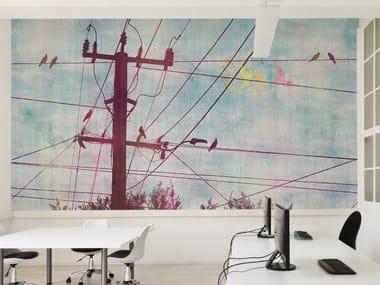 Washable vinyl wallpaper HI-LIGHTS