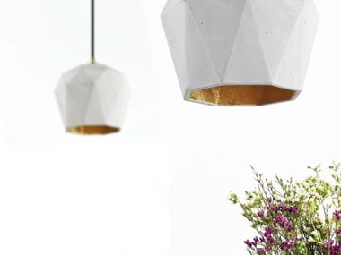 Cement pendant lamp [T3]