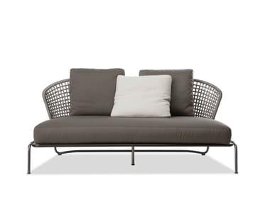 Outdoor sofa ASTON CORD OUTDOOR SOFÀ
