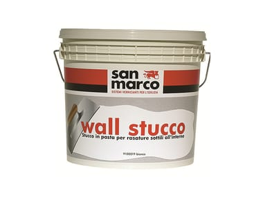 Gypsum and decorative plaster WALL STUCCO