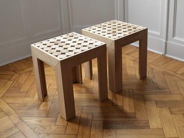 Sgabelli in legno massello archiproducts
