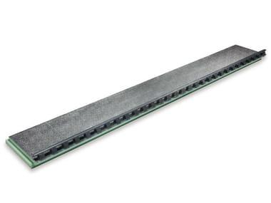 Polyurethane foam under-tile system Under-tile system