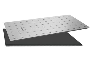 Thermal insulation panel HENCO FLOOR ALUDARK