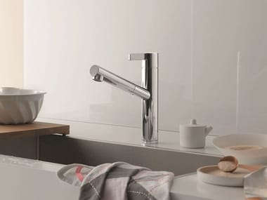 Wondrous Sinks And Kitchen Taps By Dornbracht Archiproducts Beutiful Home Inspiration Cosmmahrainfo