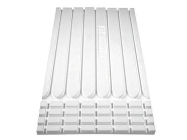 EPS Radiant Floor Panel HENCO FLOOR ISODRY