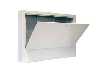 Accessory For HVAC System Outdoor Boxes For Manifolds. Henco By Cappellotto
