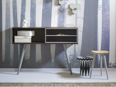 Wooden console table OLIVIA