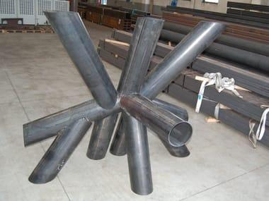 Struttura metallica tralicciata Struttura metallica tralicciata
