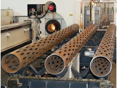 Tubi per il settore petrolifero