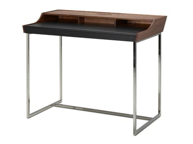Wooden secretary desk HORTENSE