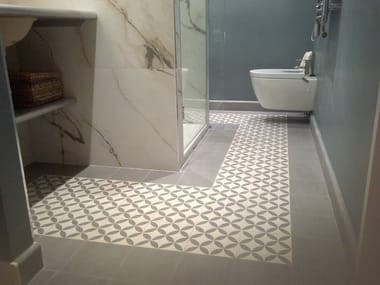 Cement wall tiles / flooring GEO_UN_05