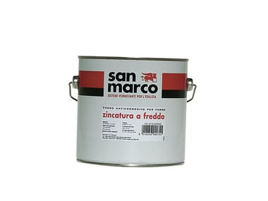 Anti-corrosive and anti-rust paint ZINCATURA A FREDDO