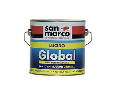 Anti-corrosive and anti-rust paint GLOBAL LUCIDO