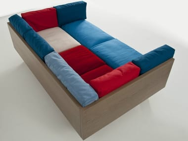 Fabric sofa OTTOMAN SOFA XL