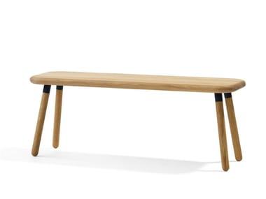 Oak bench HONKEN | Bench