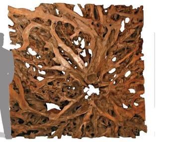Divisorio / scultura in legno ORIGINS | Scultura