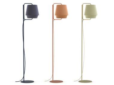 Fabric floor lamp ELEMENTS | Floor lamp