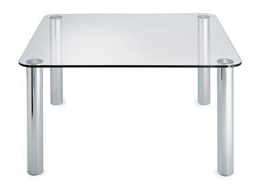 Square crystal table MARCUSO 2530