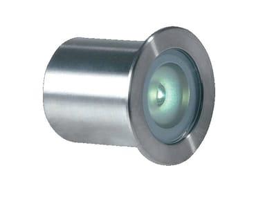 Segnapasso a LED in acciaio inox AQUA 1